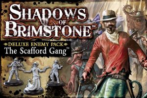 Shadows of Brimstone : The Scafford Gang Deluxe Enemy Pack